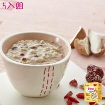 郭老師寶寶粥-黃耆胚芽米豬肉粥5入組(副食品)