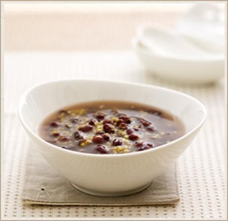 郭老師-紅豆小米甜湯