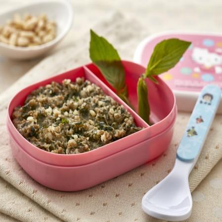 郭老師寶寶粥-青醬牛肉燉飯(副食品)