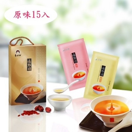 郭老師養生滴雞精(原味) - 30盒