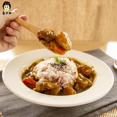 日式咖哩雞 250g