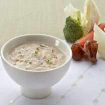 【郭老師】寶寶粥-五色蔬菜雞粥(副食品)