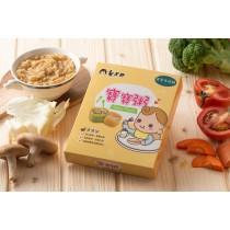 常溫寶寶粥-蔬菜牛肉粥(副食品)2入/1盒