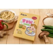 常溫寶寶粥-甜椒豬肉粥(副食品)2入/1盒