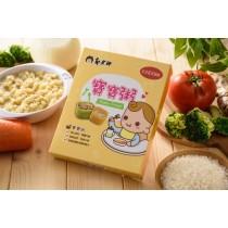 常溫寶寶粥-五色蔬菜雞粥 (副食品) 2入/1盒