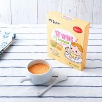 郭老師寶寶米泥-紅蘿蔔地瓜泥 2入/1盒