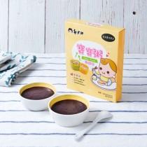 郭老師寶寶米泥-紫米黑木耳泥 2入/1盒