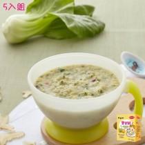 郭老師寶寶粥-天麻魚片粥5入組(副食品)