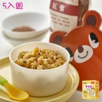 郭老師寶寶粥-藜麥南瓜胚芽米燉飯5入組(副食品)