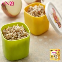 郭老師寶寶粥-洋蔥牛肉燉飯5入組(副食品)