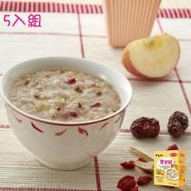 郭老師寶寶粥-粉光蘋果白木耳雞粥5入組(副食品)